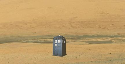 Mars tardis small